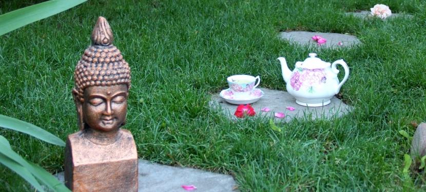 冻龄秘笈:瑜伽与茶